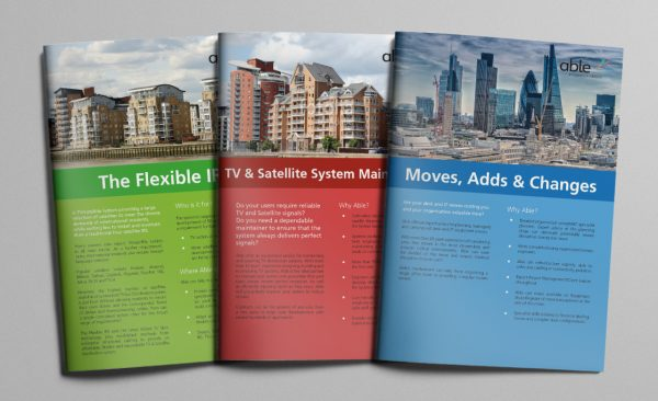 Able IS Technical Product Booklets